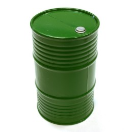 Tonneau plastique Vert realistic Integy