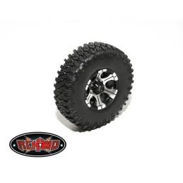 "Pneu Mickey Thompson 1.9"" Single Baja MTZ Scale  RC4WD"