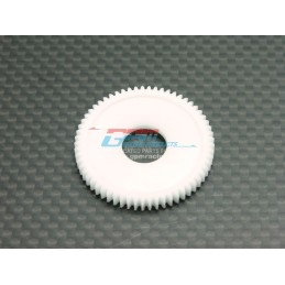 Couronne moteur plastique 59T pour Losi MRC - GPMRacing