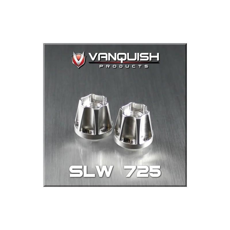 Hexagone alu Hub SLW 725 Vanquish