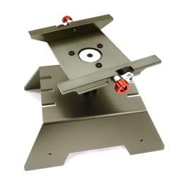 Stand Workstation Alu Gun scx10 / RR10 / Wraith Intégy