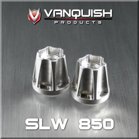 Hexagone alu Hub SLW 850 epaisseur 21.8mm Vanquish VPS01627