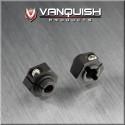 Hexagone alu 12mm noir Vanquish