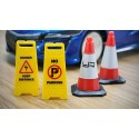 Balises de signalisation travaux / traffic Yeah Racing (6)