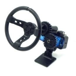 Kit commande volant X DarkDragonWing  1/10e Yeah Racing