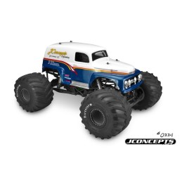 Carrosserie 1951 Ford Panel Truck Jconcepts