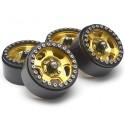 Jantes alu Krait™ 1.9 Golem Aluminum Gold Beadlock  BoomRacing (4)