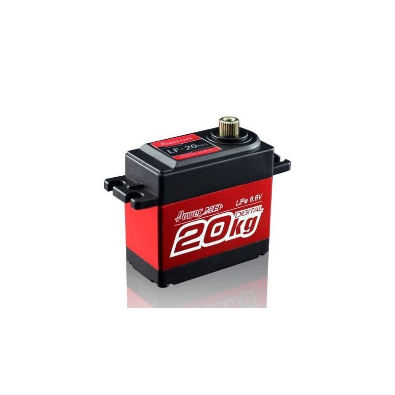 Servo Power HD 20kg/016s Digital High Torque LF-20MG