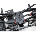 Chassis assemblé 1/10 ARTR Defender D90 Two-Door avec carrosserie ABS TRC Raffee