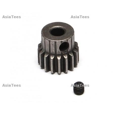 Pignion métal 17T / 32P axe de 5mm BoomRacing