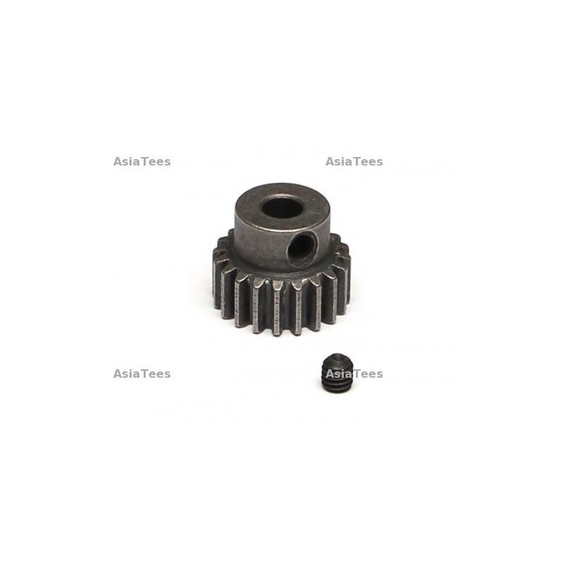 Pignion métal 20T / 32P axe de 5mm BoomRacing
