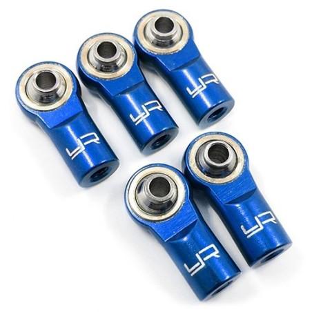 Chapes aluminium Bleu M3 Yeah Racing