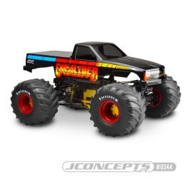 "Carrosserie  1988 CHEVY SILVERADO ""SNOOP NOSE"" MT BODY Jconcepts"