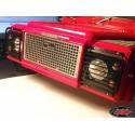 Grille de calandre Land Rover 1/10e D90 RC4WD