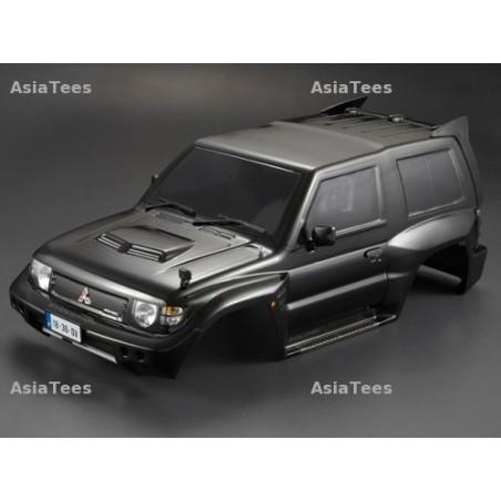 Carrosserie  Mitsubishi PAJERO EVO 1998 peinte Black avec leds