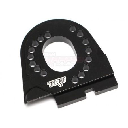 Support moteur alu Noir pour TRX-4 Team Raffee