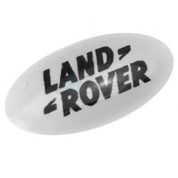 Logo embleme Blanc land rover  RC4WD D90/D110 - 3D grill
