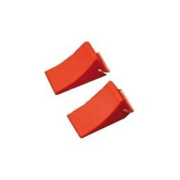 Cales de roues métal Rouge Amewi