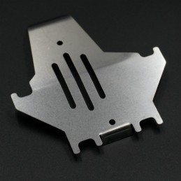 Protection de boite transmission Métal skid pour TRX-4 Yeah Racing