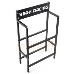 Rack a pneus 1/10e  métal Noir Yeah Racing