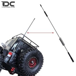 Antenne métal simulation 290mm TRAXXAS AXIAL RC4WD TAMIYA  par Team DC