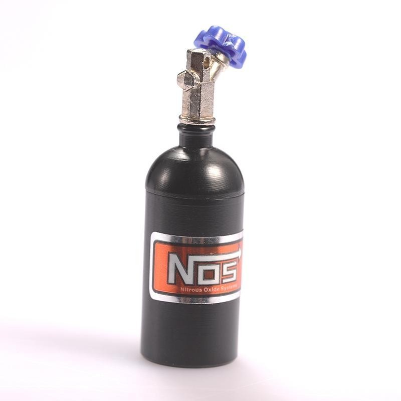 Bonbonne noire  Nitrogene NOS  déco Team DC
