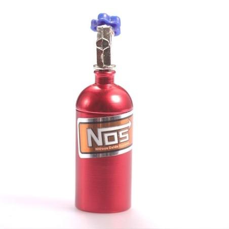Bonbonne Rouge  Nitrogene NOS  déco Team DC