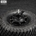Outil de montage pour Jantes beadlock crawler scale Team DC