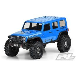 Carrosserie lexan  Jeep Wrangler Unlimited Rubicon pour TRX-4 Pro-Line