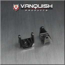 Support fixation amortisseur alu Noir SCX10 Vanquish Products
