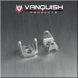 Support fixation amortisseur alu Grey SCX10 Vanquish Products