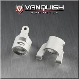 Axial Wraith XR10 Chubs Silver Vanquish
