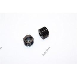 Pignons de boite transmission acier 20T pour  SCX10-II     GPM