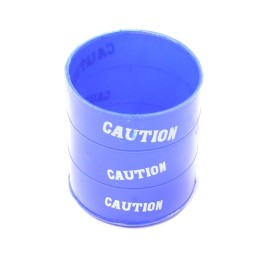 Tonneau plastique Bleu Integy