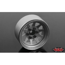 Jantes métal Oem Stamped steel 1.9 Beadlock RC4WD