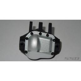 Capot de pont métal Silver Pro 44 HD pour scx10-II SSD