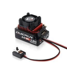 Variateur Hobbywing Quicrun 10BL120 pour moteur Brushless