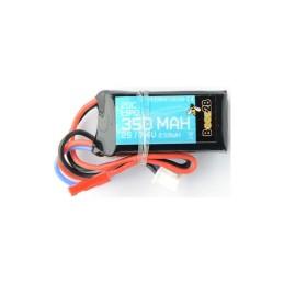 Batterie Lipo 2S 7.4V 350mah 20C Beez2B