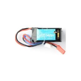 Batterie Lipo 3S 11.1V  350mah 20C prise JST Beez2B