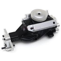 Replique moteur Team Raffee Co. Scale avec Transmission Block  pignons HD