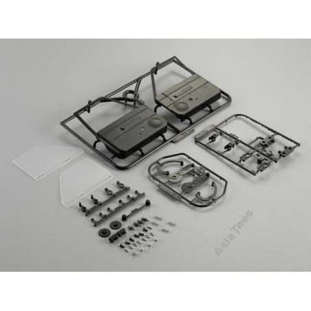 Kit portes ouvrantes et fenetres pour carrosserie LC70 Killerbody
