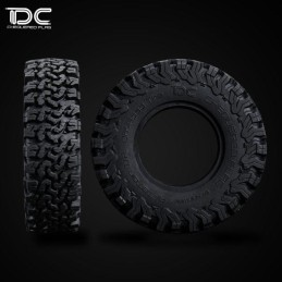 Pneus offroad 1.55 All terrain Team DC