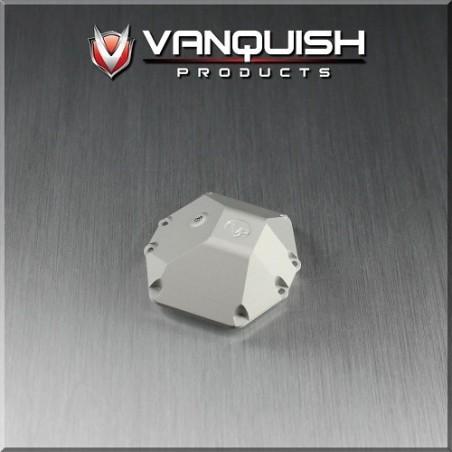 Capot différentiel de pont alu silver pour Axial Wraith Vanquish
