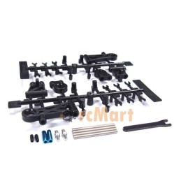 Kit suspensions avants pour TT01 3Racing