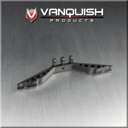 Support alu Noir pour liens de ponts AX10/SCX Vanquish Products