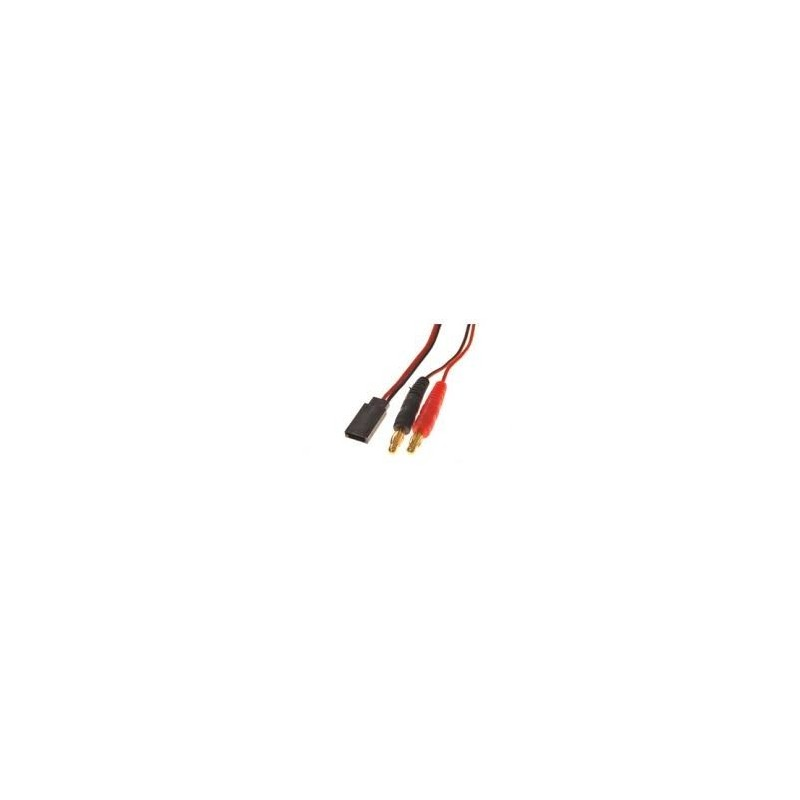 Cordon de charge TX /RX prise Futaba H-Speed
