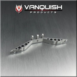 Support alu Gris  pour liens de ponts AX10/SCX Vanquish Products