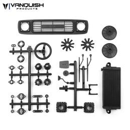 Accessoires carrosserie et intérieur origine VS-4 Vanquish