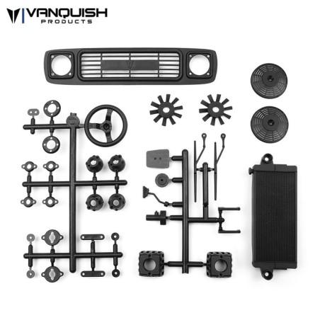 Accessoires carrosserie  origine VS-4 Vanquish